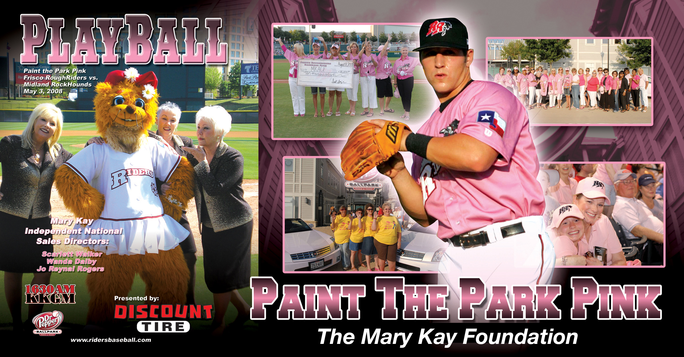 The Mary Kay Foundation How To Host A Fundraiser