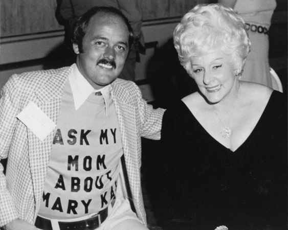 How Many Kids Does Mary Kay Ash Have